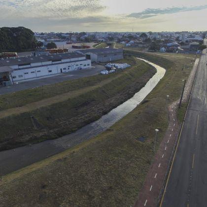 Controle das Cheias e Parque Linear do Rio Ressaca