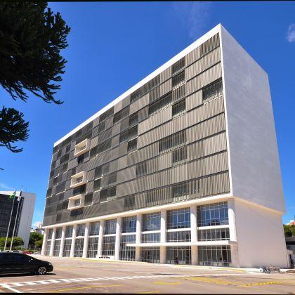 Restauro e Ampliação do Palácio da Justiça do Paraná