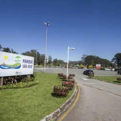 Obras do Parque Metropolitano e Controle de Cheias do Alto Iguaçu
