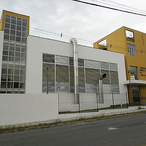 Laboratório Municipal de Curitiba